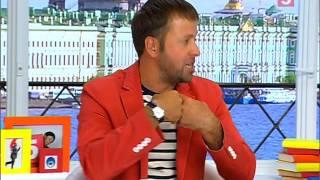 Гость программы: актёр театра и кино Андрей Носков