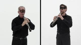Lonarc Oboe Trio play Horan Variations  Humouresque on Carnival of Venice
