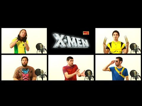 X-MEN THEME SONG!