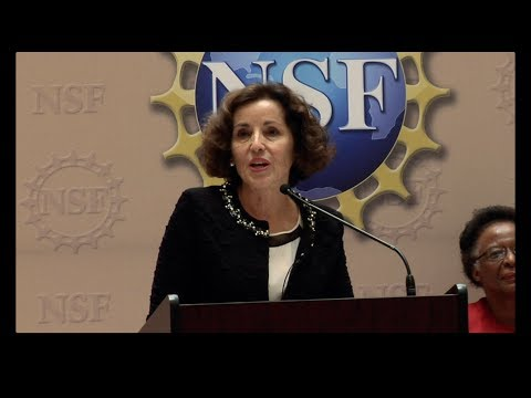 Dr. France A. Córdova: Passion for science and NSF