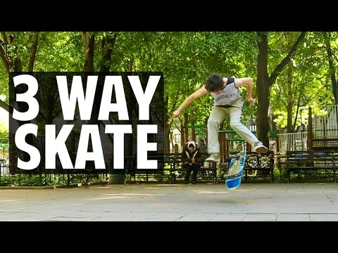 3-Way Game of SKATE