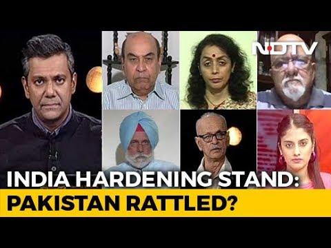 Left, Right & Centre   Kashmir 'Integrated', PoK Next?