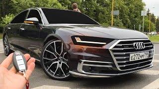 Забрал RS5. BMW M2 & M4. ТРЕК про Audi A8 за 10М+. Последний GTR: больше новых в России их не будет