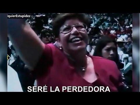 Lourdes Flores canta sus derrotas electorales en La Noticia Rebelde