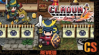 CLADUN RETURNS: THIS IS SENGOKU - REVIEW