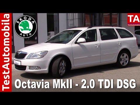 ŠKODA Octavia Mk2 2.0 TDI 140 KS - DSG