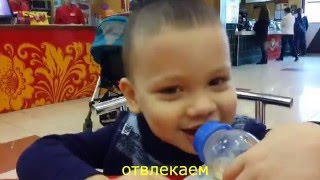 РЕБЕНОК ГЕНИЙ собрал кубик Рубика за 7 секунд