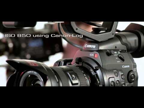 Sony F5 v. Canon C500
