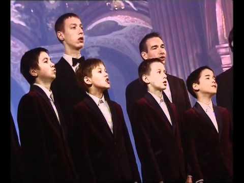 W żłobie leży - Poznański Chór Chłopięcy / Poznań Boys' Choir