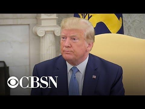 Trump denies Iran's claims of CIA spy ring