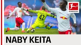 Naby Keita - All Goals and Assists 2017/18