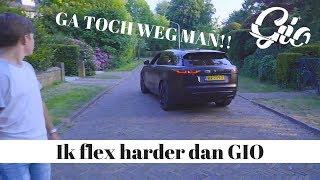 IK FLEX HARDER dan GIO!! | Vincent Visser
