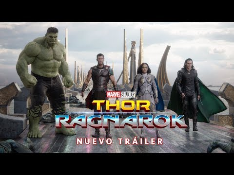 Thor-Ragnarok: Nuevo Tráiler
