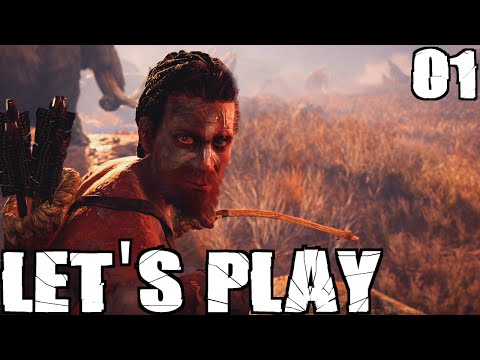 Far Cry Primal #01 | Let's Play | Gameplay PS4