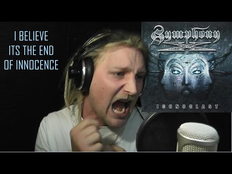 SYMPHONY X - THE END OF INNOCENCE (Live Vocal Cover and A Cappella) mp3
