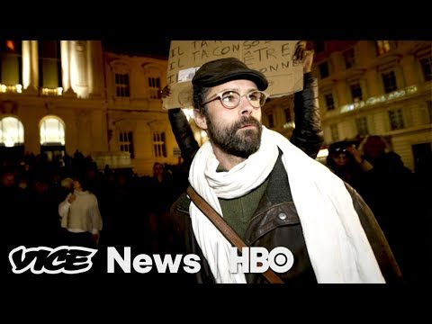 This French Man Organized An Underground Network To Help Refugees (HBO)