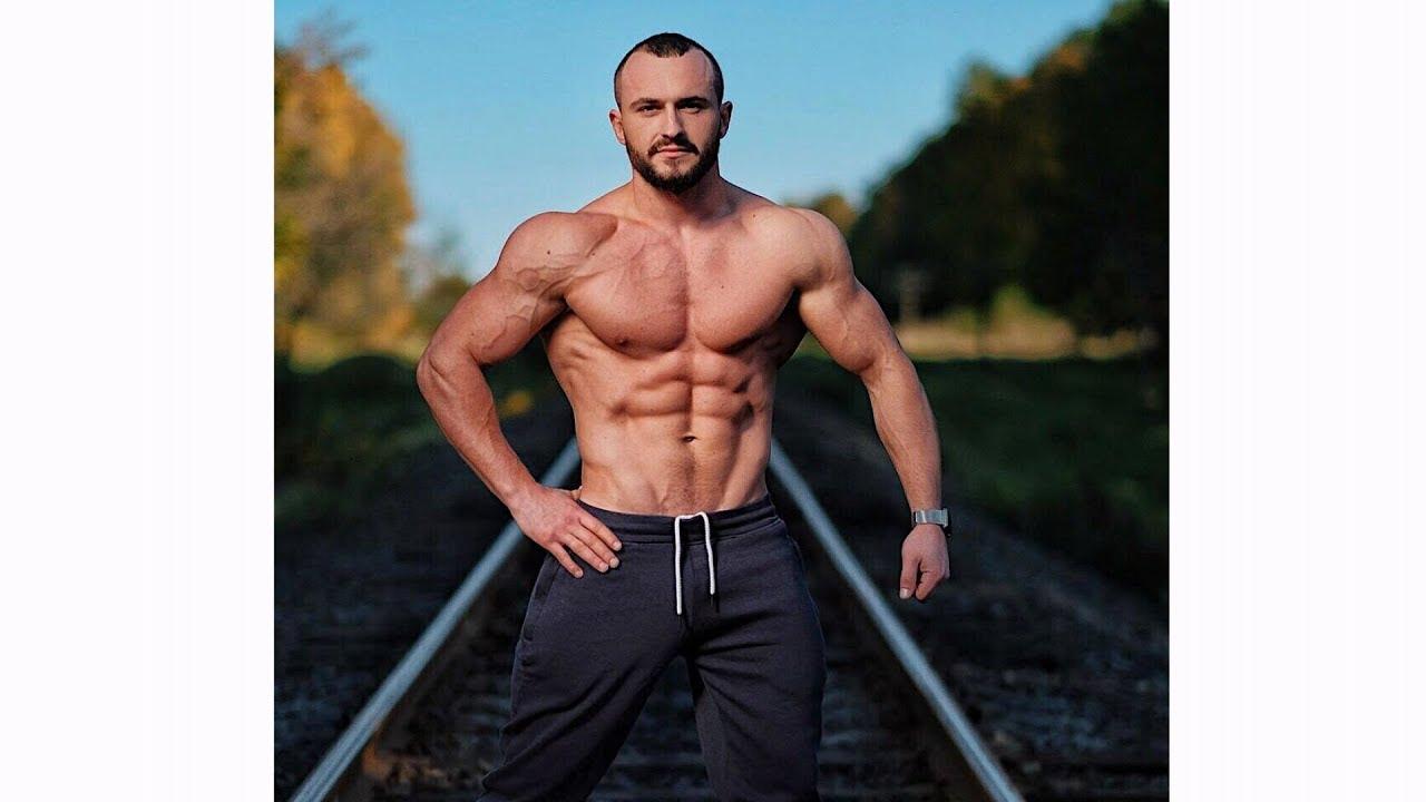 Коломиянин став бронзовим призером з бодибілдингу (відеосюжет)
