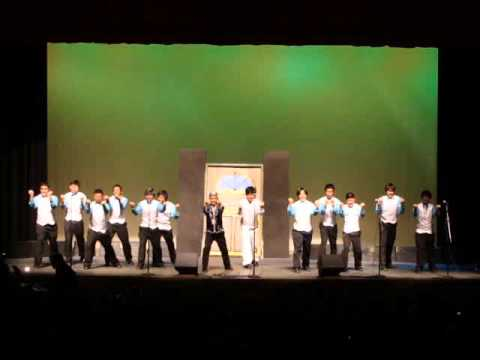 Spring Concert 2010 - Kung Fu Fighting (Aztec Singers)