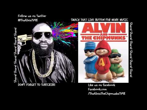 In Vein ft  The Weeknd   @rickyrozay   #mastermind Alivin' & The Chipmunks
