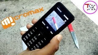 Micromax X706 Unboxing amp Full Review Hands On - World Slimmest Keypad Phone