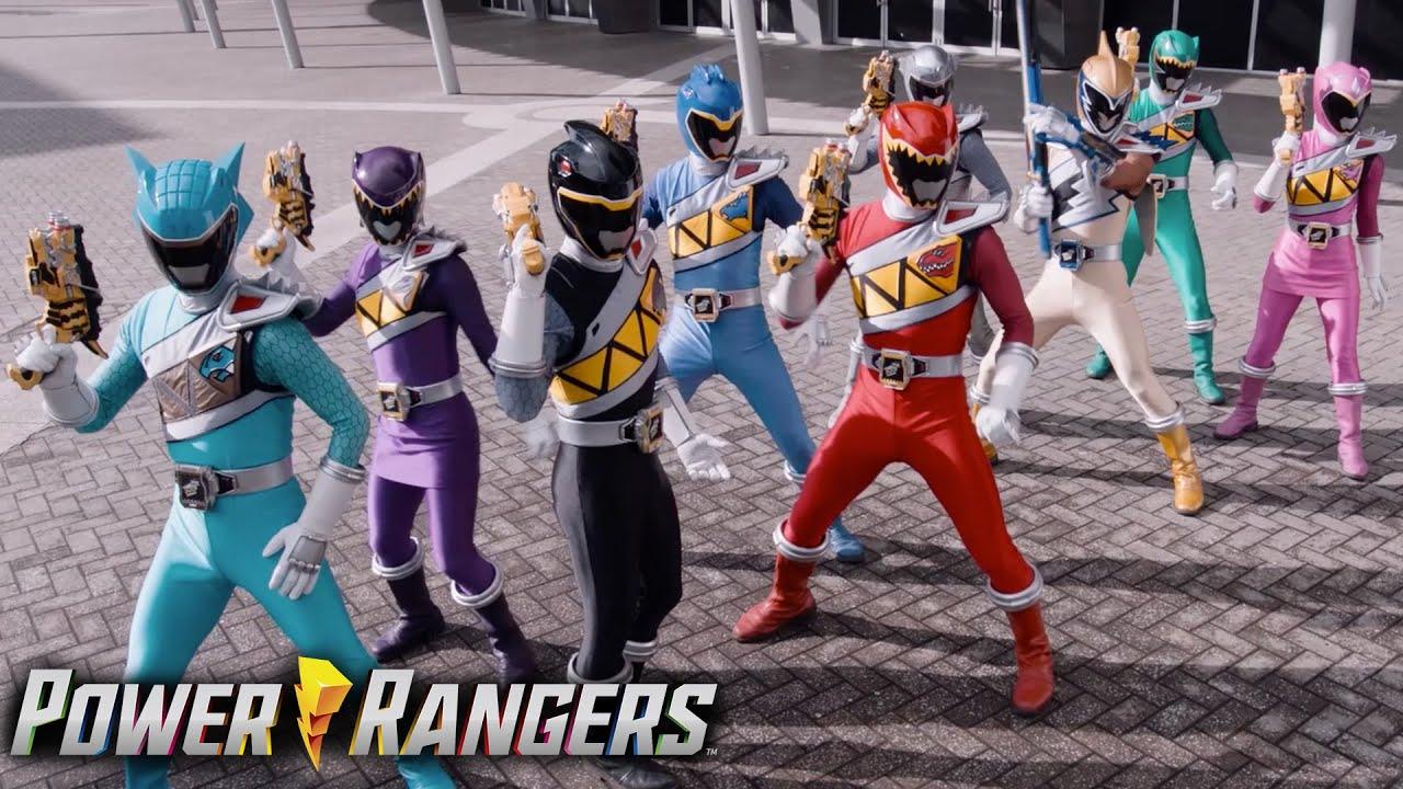 Download Power Rangers em português | Dino Super Charge | Episódio Completo | E21 | Truque ou teste