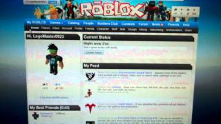 How to get free Tickets and Robux on Roblox! 2011 Works