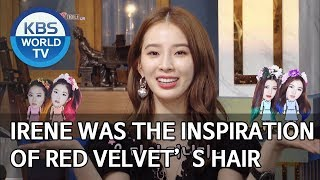 Irene was the inspiration of Red Velvet's hair style [Happy Together/2019.7.04]