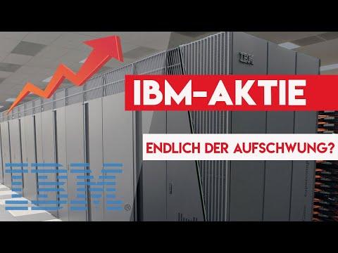 IBM Aktie - Endlich der Aufschwung 2020?