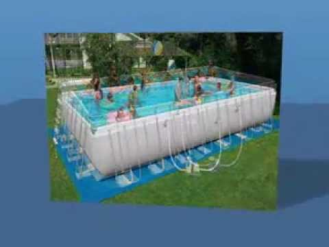 Intex Rectangular Ultra Frame Pools Philippines 2 Youtube