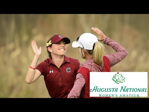 Augusta National Women's Amateur 2019 Highlights (Rounds 1&2) and Complete Playoff