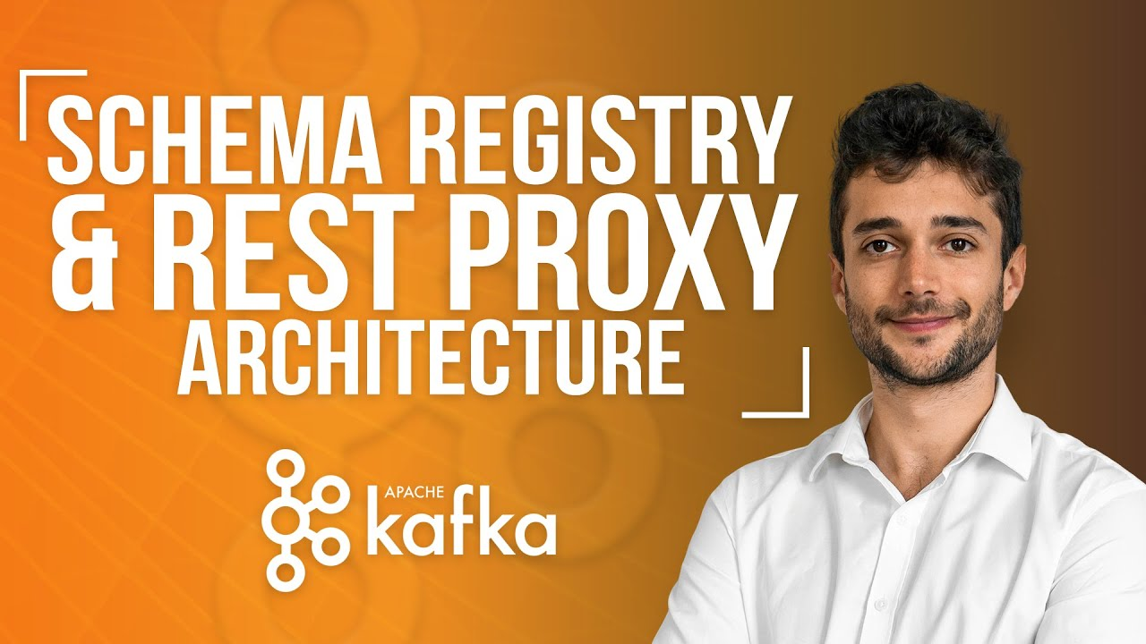 Kafka Schema Registry & REST Proxy Architecture