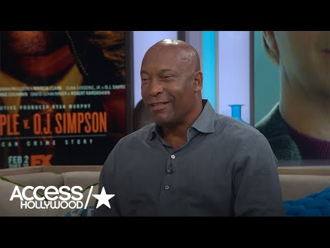 Director John Singleton On Why 'Boyz N The Hood' Would Never Be Made Today | Access Hollywood