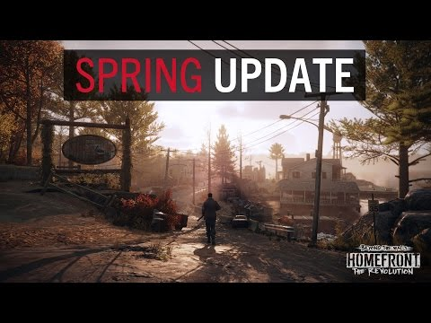 Homefront: The Revolution - Spring Update (Official) [UK]