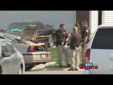 Police investigate double death in Allen County neighborhood