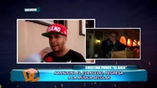 Primera Entrevista A El Sica (Dando Candela)