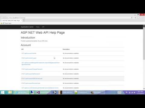 Authentication in .NET Web Api 2