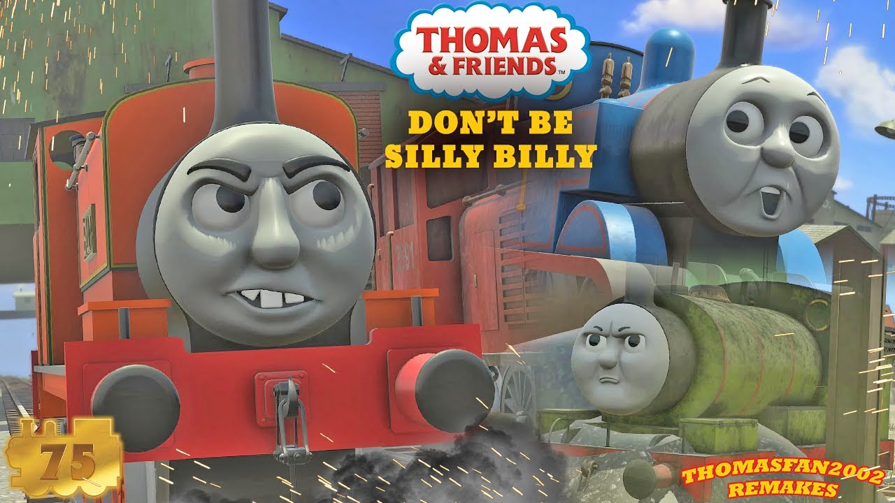 Download Don´t Be Silly Billy REVAMPED + BONUS FEATURE: Percy's Exciting News   Trainz Remakes