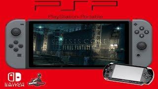 PSP Emulator for Nintendo Switch