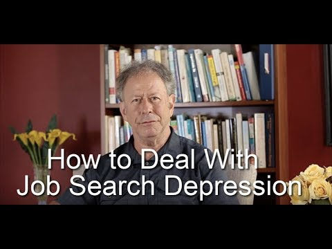 How to Deal With Job-Search Depression