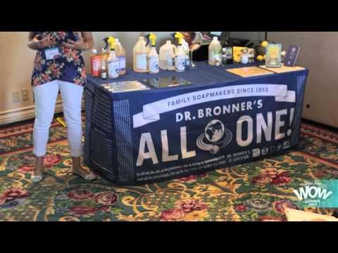 Dr. Bronner's Moms Meet WOW Summit 2015 Workshop
