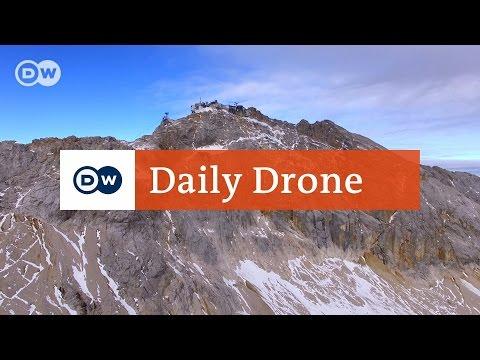 #DailyDrone: Zugspitze | Daily Drone