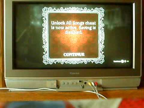 Rock Band All Songs Cheat