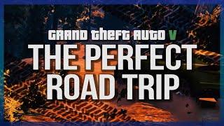 GTA 5 The Perfect Road Trip   Trailer