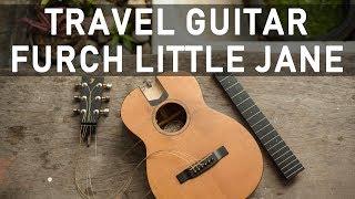 TRAVEL GUITAR / FURCH LITTLE JANE