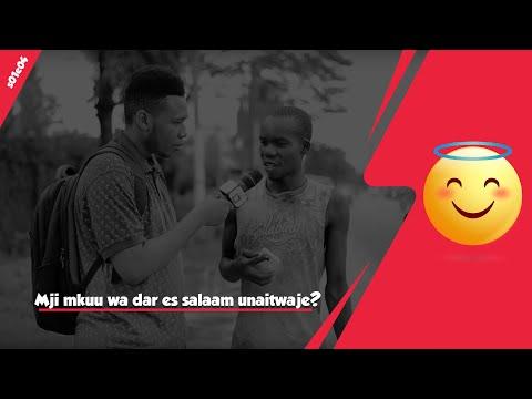 mji mkuu wa dar es salaam unaitwaje?  | VOXPOP s01e04