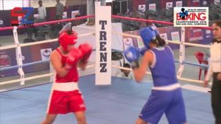 day 2 spicejet presents 1st elite senior boxing championship 2016 19th 24