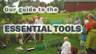 Market Garden Tools part 1