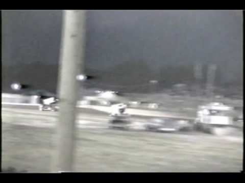 Spitz Crash at Wilmot Speedway