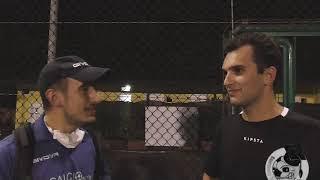 CALCIO A 8 AGNANO ROMA VS CHURRITOS HIGHLIGHTS E INTERVISTA