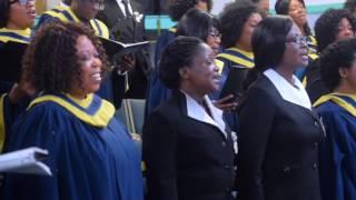 """July 29, 2017 - First Ghana SDA Church Choir - """"Nyame Ye Kese"""""""